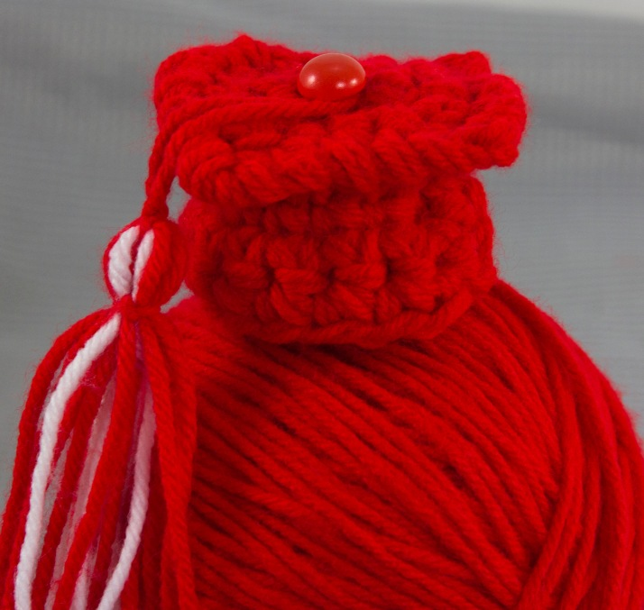 Freebie Friday ? Crochet Graduation Cap yochet